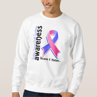 SIDS Awareness 5 Sudden Infant Death Syndrome Sweatshirt