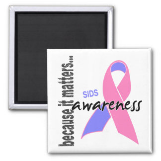SIDS Awareness Magnet