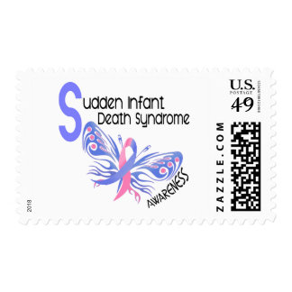 SIDS BUTTERFLY 3 1 STAMP