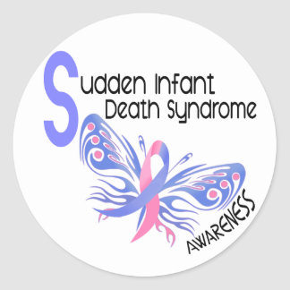 SIDS BUTTERFLY 3 1 STICKERS