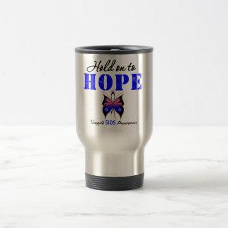 SIDS Hold On To Hope Mug