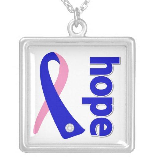 SIDS Hope Ribbon Custom Necklace