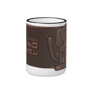 Sie nennen mich Kakao-Dackel Coffee Mugs