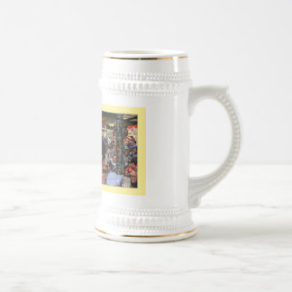 "Siebkens ""Last Open Bar"" art stein Mugs"