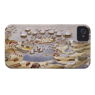 Siege and Naval Battle, plate 13 from 'Pictorial H iPhone 4 Case-Mate Cases