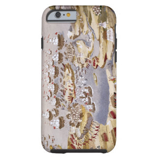 Siege and Naval Battle, plate 13 from 'Pictorial H Tough iPhone 6 Case