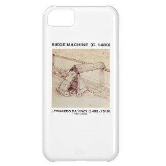Siege Machine (Circa 1480) Leonardo da Vinci iPhone 5C Cover