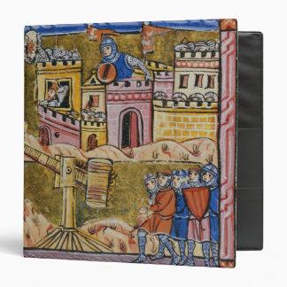 Siege of Antioch 3 Ring Binder