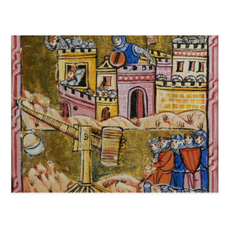 Siege of Antioch Post Card