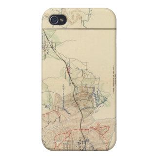 Siege of Atlanta iPhone 4/4S Cover