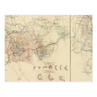 Siege of Atlanta Postcard