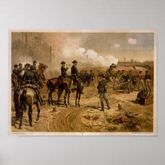 Siege of Atlanta Poster