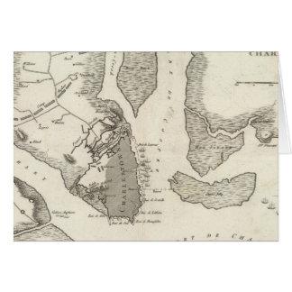 Siege of Charleston Card