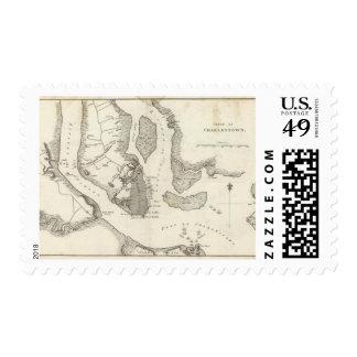 Siege of Charleston Postage