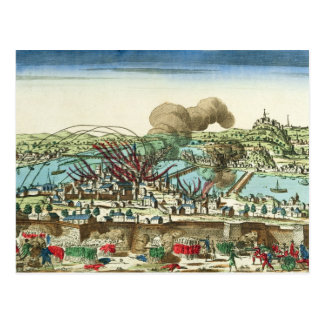 Siege of Lyon, October 1793 Post Card