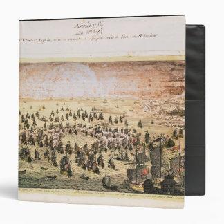 Siege of Mahon, 20th May 1756 Binder