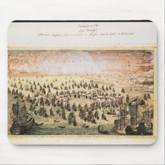 Siege of Mahon, 20th May 1756 Mouse Pad