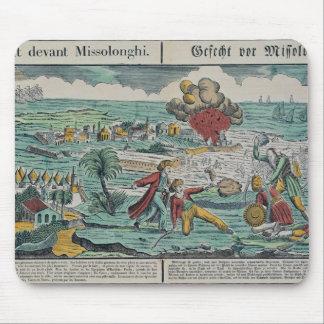 Siege of Missolonghi, 22nd April 1826 Mouse Pad