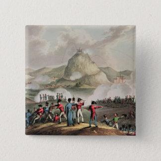 Siege of San Sebastian,  engraved by Thomas Pinback Button