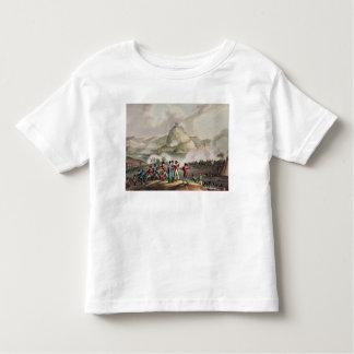 Siege of San Sebastian,  engraved by Thomas Toddler T-shirt