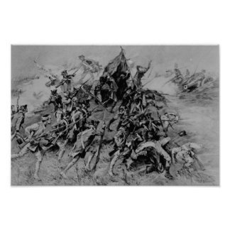 Siege of Savannah Poster