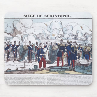 Siege of Sebastopol, 1854-55 Mouse Pad