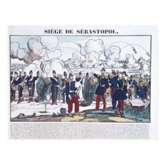 Siege of Sebastopol, 1854-55 Postcard