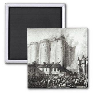 Siege of the Bastille, 14th July 1789 Magnet