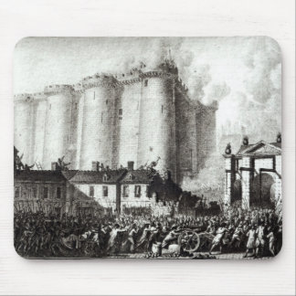 Siege of the Bastille, 14th July 1789 Mouse Pad