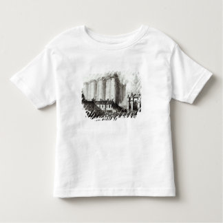 Siege of the Bastille, 14th July 1789 T-shirt