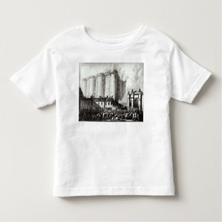 Siege of the Bastille, 14th July 1789 Toddler T-shirt