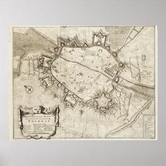 Siege of Tournai Poster