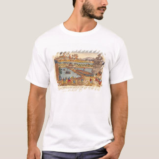 Siege of Vienna, 10th May 1809 T-Shirt