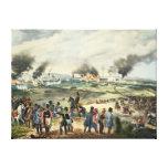 Siege of Vienna, 28th October 1848 Canvas Print