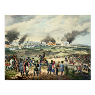 Siege of Vienna, 28th October 1848 Postcard