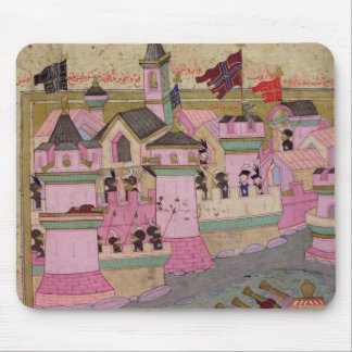 Siege of Vienna by Suleyman I  the Magnificent Mouse Pad