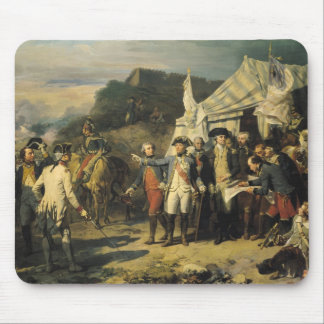 Siege of Yorktown, 17th October 1781, 1836 Mouse Pad