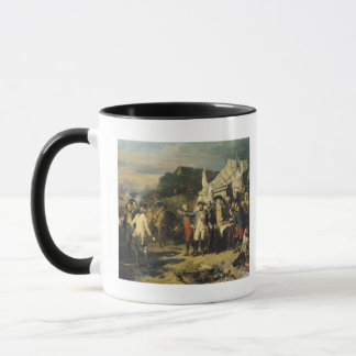 Siege of Yorktown, 17th October 1781, 1836 Mug