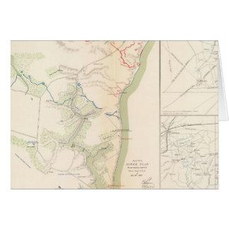 Siege of Yorktown Card