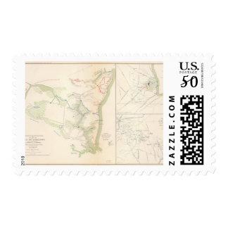 Siege of Yorktown Postage
