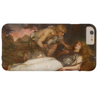 Siegfried and Brunhilde by Charles Ernest Butler Barely There iPhone 6 Plus Case