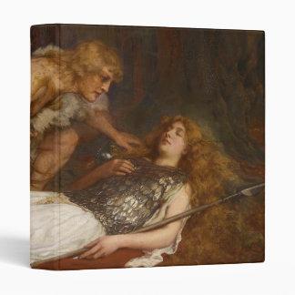 Siegfried and Brunhilde by Charles Ernest Butler Binder