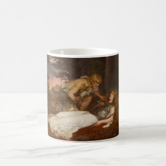 Siegfried and Brunhilde by Charles Ernest Butler Coffee Mug