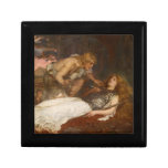 Siegfried and Brunhilde by Charles Ernest Butler Gift Boxes