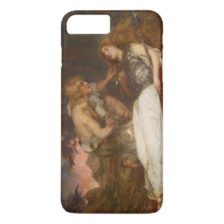 Siegfried and Brunhilde by Charles Ernest Butler iPhone 8 Plus/7 Plus Case