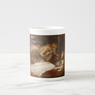 Siegfried and Brunhilde by Charles Ernest Butler Tea Cup