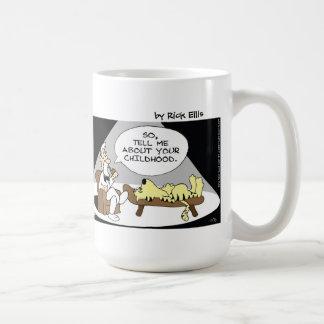 Siegfried and Freud Mug
