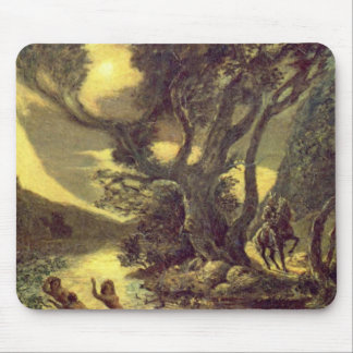 Siegfried And The Rhine Maidens Mouse Pad