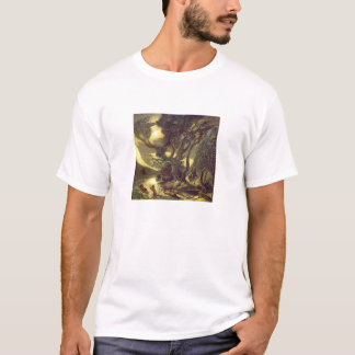 Siegfried and the Rhine Maidens T-Shirt