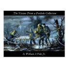Siegfried Line at Campholz Woods Postcard